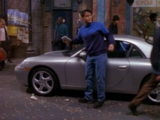 Friends 06x05 : The One With Joey's Porsche- Seriesaddict